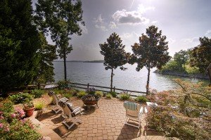 Tega Cay Waterfront Homes For Sale 29024 Beaver Run